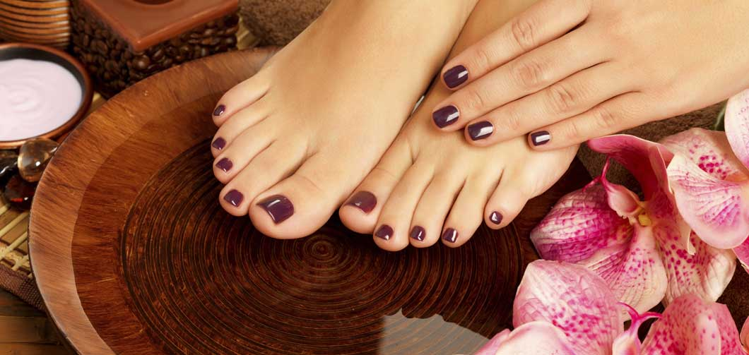 Foot Spa with Mini Foot Massage